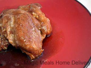 4. Honey Balsamic Chicken Thigh