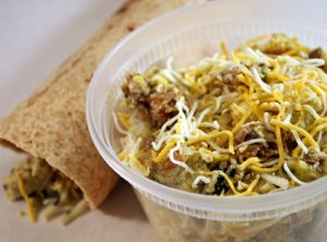 11. Sausage and Egg Burritos (or Bowl) (Copy)
