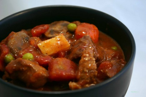 9. Hearty Beef Stew
