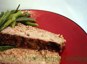 1. Classic Meatloaf