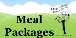 Quick Order Meal Packages