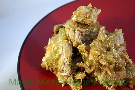 9. Spicy Pork Verde