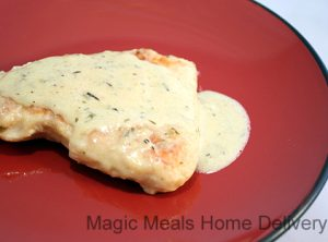3. Chicken Dijonnaise