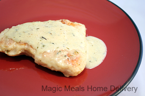3. Chicken Dijonnaise