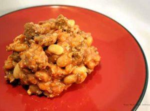 9. Cowboy Calico Beans