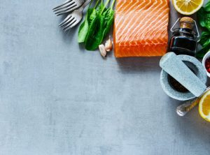 9.	Tarragon Orange Sockeye Salmon