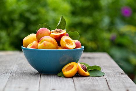 7. Maple Peach Chicken