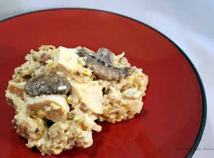 1. Honey Mustard Chicken Casserole