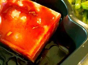 8.Bourbon Glazed Sockeye Salmon