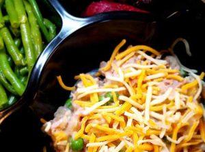 4. Southern Tuna & Rice Casserole