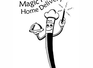 Magic Meals Home Delivery Logo