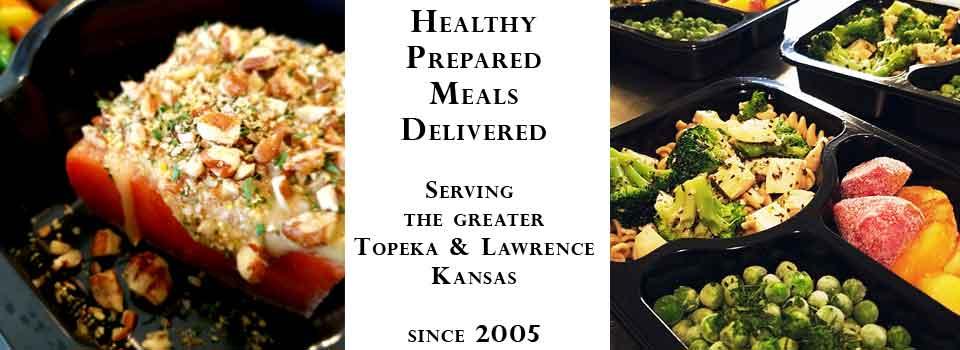 Prepared Meals Delivered