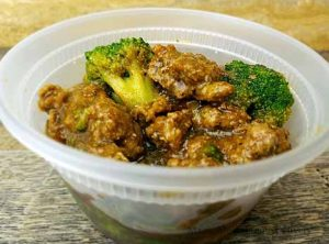7.	Local Beef and Broccoli Stir-Fry