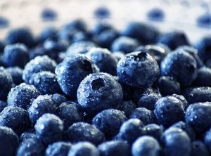 12.  Blueberry Coffee Cake