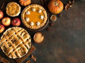 13.  Pumpkin Pie Cake